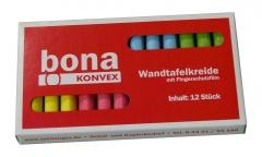 Tafelkreide, 4-farbig, 12er kaufen bei Lutz Langer