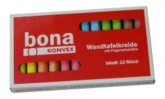 Farbkreide, 6-farbig, 12er kaufen bei Lutz Langer